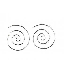 Boucles d'oreilles Spirale 3,00cm