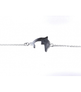Pulsera Delfin 18+2cm
