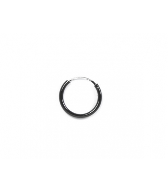 Aro Negro 14 X 1.2mm Precio Par
