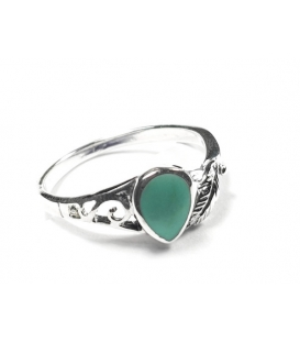 Bague Turquoise 36