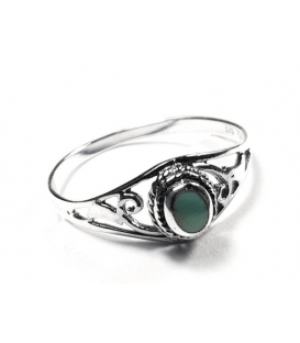 Bague Turquoise 38