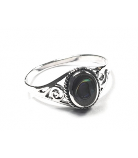 Bague Abalone 37