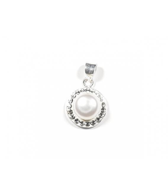 Colgante Perla 12mm