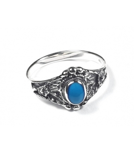 Bague Turquoise 43