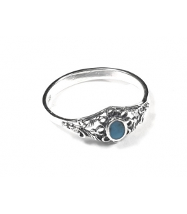 Bague Turquoise 46