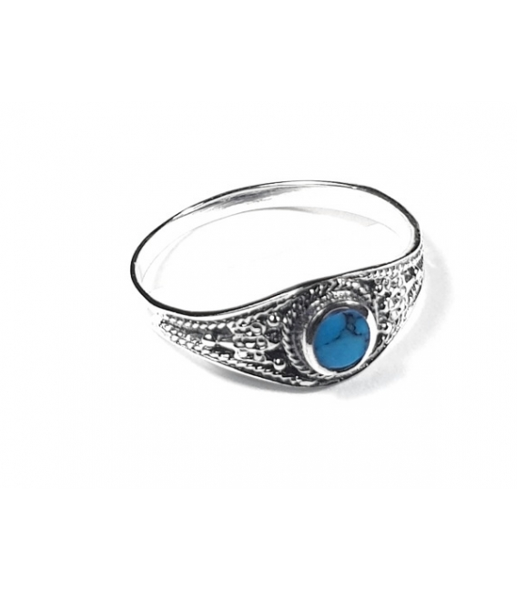 Bague Turquoise 48