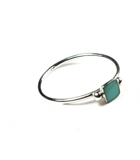 Bague Turquoise 51