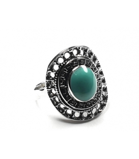 Bague Turquoise 62