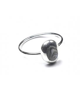 Bague Abalone 63