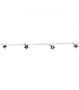 Bracelet 4 Étoiles 16+3cm