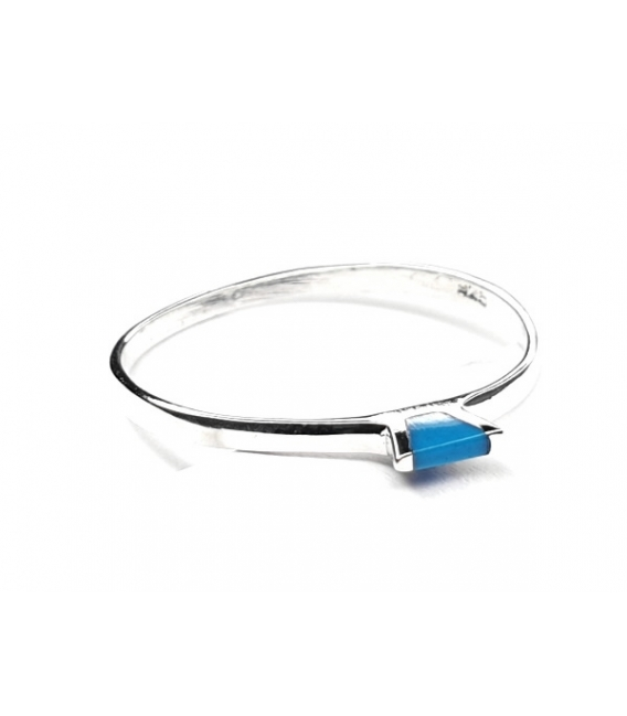 Bague Turquoise 65