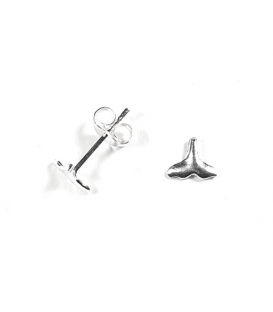Boucles d'oreilles Queue Baleine 354