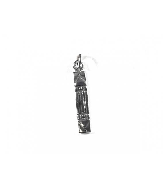 Colgante Plata Atlante 1,70cm