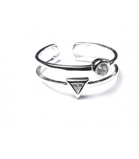 Bague Zirconiums 105
