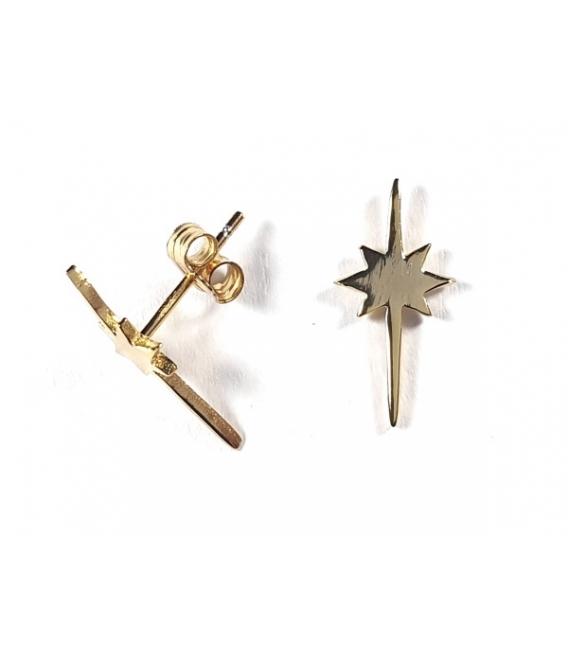 Pendiente Estrella 294 Bañada