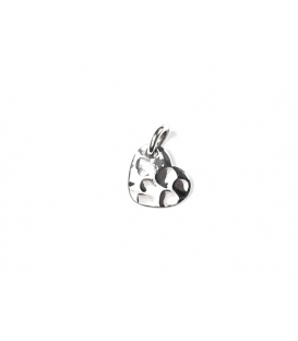 Colgante Plata Corazon 0,90mm